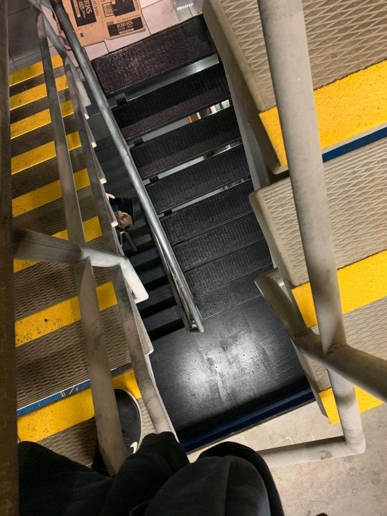 Step Safeon Stairs