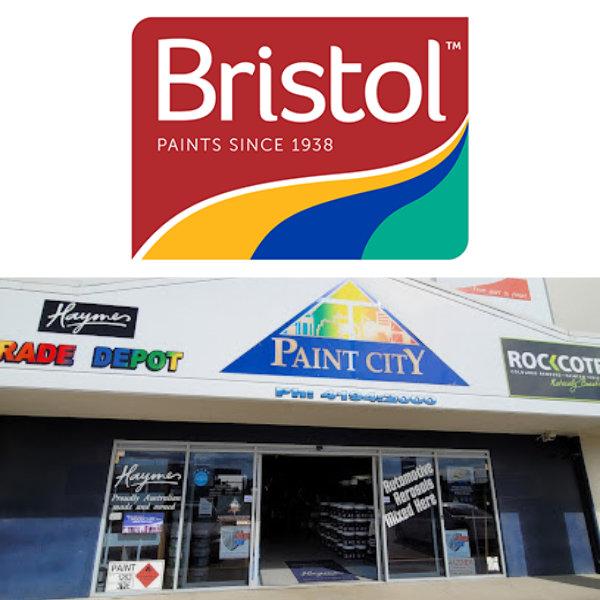 Bristol Paints Hervey Bay