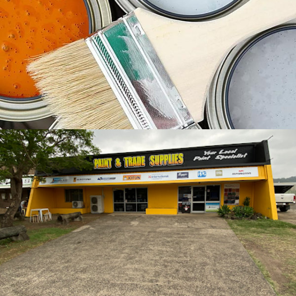 Paint and Trade Supplies Lismore